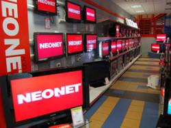 Магазин бытовой техники и электроники Neonet в Белостоке